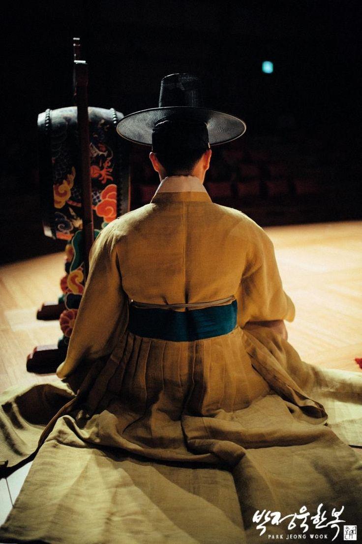 한복 Hanbok : Korean traditional clothes[dress] |