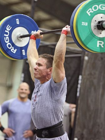 Dan Bailey Crossfit Games 2013 Second Place #crossfit #crossfitgames2013