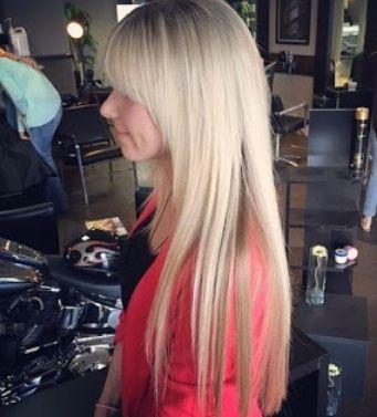 26 Stilvolle Frisuren und Haarschnitte für Mädchen im Teenageralter – aktuelle Trends //  #aktuelle #Frisuren #für #Haarschnitte #Mädchen #Stilvolle #Teenageralter #Trends
