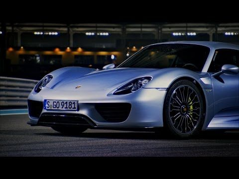The Awesome Porsche 918 - Top Gear - Series 21 - BBC - YouTube