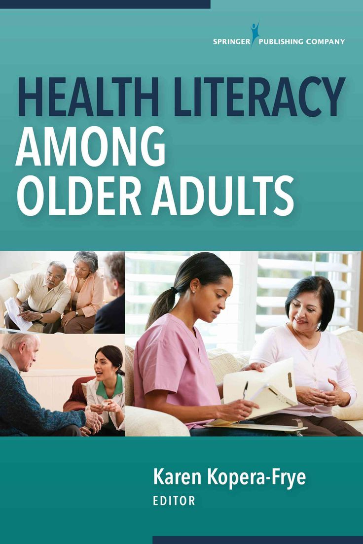 health literacy in the elderly Caregiver resources & long-term care  for people who may have limited experience using the internet and/or struggle with health literacy  elderly veterans.