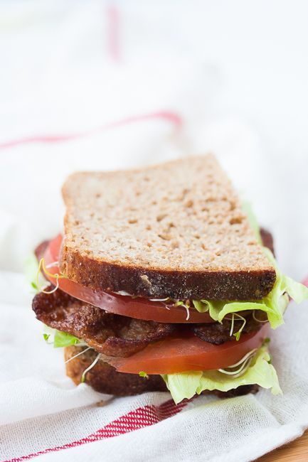 #3 erBox – najlepsze kanapki, czyli wegańskie BLT