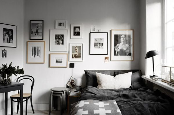 life as a moodboard: perfect styling in 20 square meters   SCANDINAVIAN LIVING