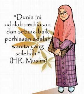 Kata Bijak Islami Tentang Wanita GAMBAR KATA MUTIARA
