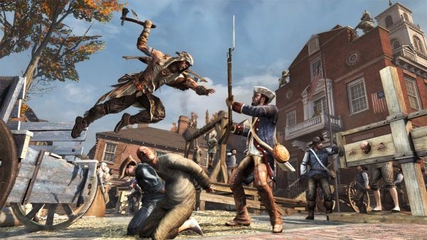 Ubisoft, developers ofAssassin's Creed III, have announced the release of the second episode in the three-partTyranny of King Washington series on the Xbox 360 and Windows PC. PlayStation 3 owners will have access to the content on March 20.