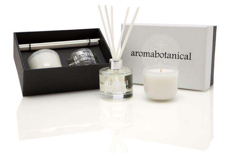 Coconut & Lime Mini Gift Set #aromabotanical