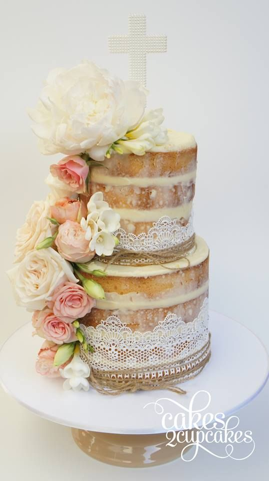 17 Best 1000 images about Naked cakes on Pinterest Cake with flowers