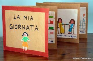 Maestra Caterina: La mia giornata (4^ Post) - Verso il concetto di tempo