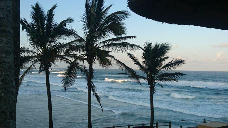 Margate beach, South Africa