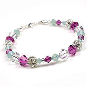 Lucinda Crystal Bracelet