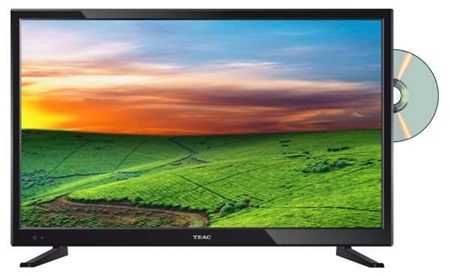 Teac HD LED LCD TV/DVD Combo with USB Recording 23.6in