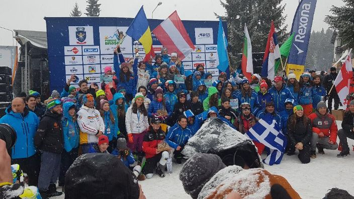 Alpine skiing: Romania, second place at FIS Children Trophy 2018 - News in English -    Radio România Actualităţi Online