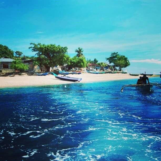 Pulau Buaya, Alor. Indonesia.