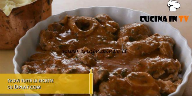 Ricetta Ossobuco Benedetta Rossi.L Italia A Morsi Ossobuco Con Pure Ricetta Chiara Maci Cucina In Tv Ricetta Ricette Idee Alimentari Gastronomia