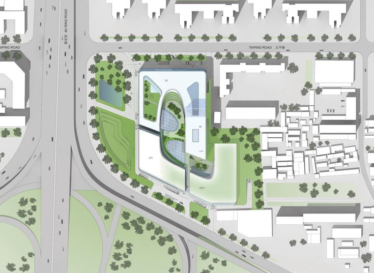 34 best site plan images on pinterest urban planning for Site plan architecture