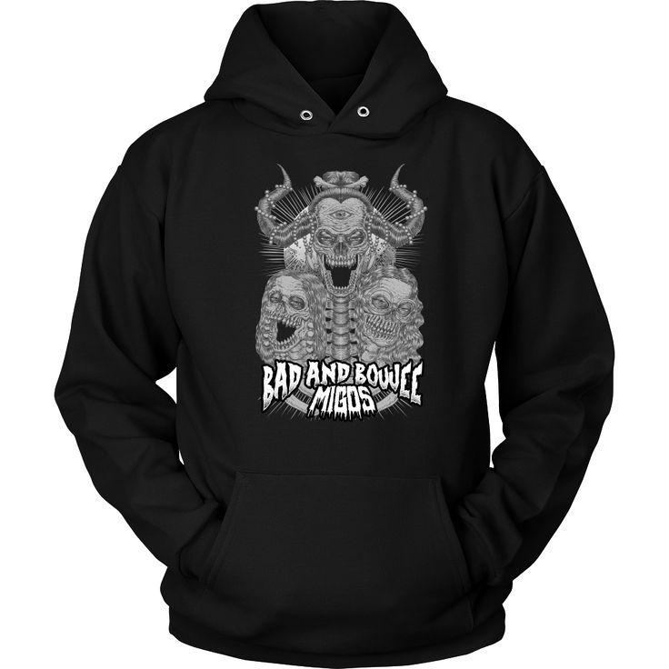 Migos - Bad and Boujee metal hoodie USD 16.99 We ship worldwide! ------------------- metal head, black metal, band shirt, band merch, hip hop