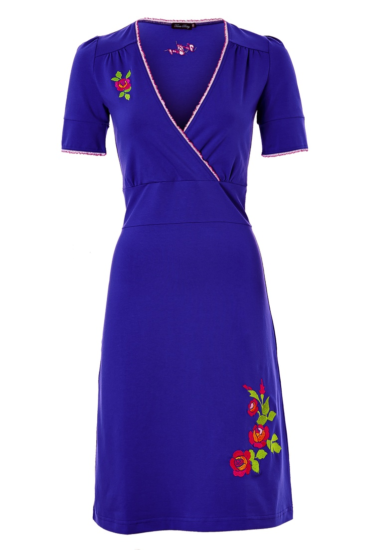 Dress cassis
