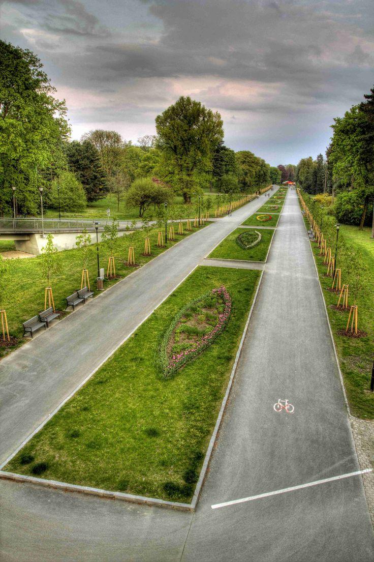 Městský park/City Park
