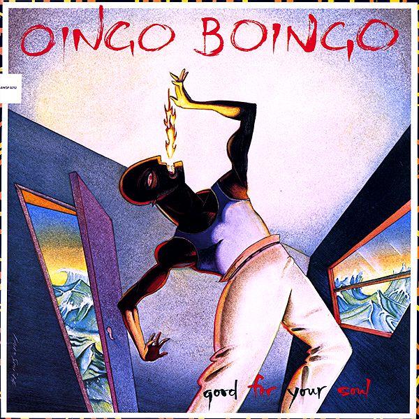 Oingo Boingo The Best Of Oingo Boingo