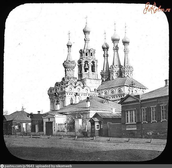 Москва - Малая Дмитровка. Храм Рождества Богородицы в Путинках 1857—1864…