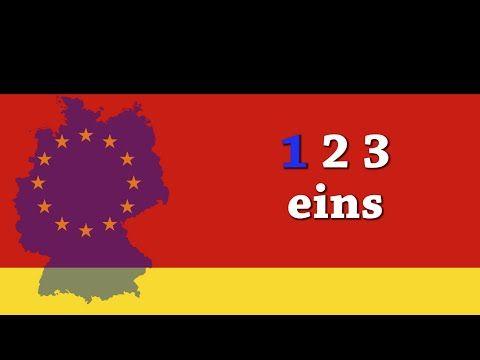Leren tellen in het Duits tot 10: eenvoudig voor beginners! - YouTube