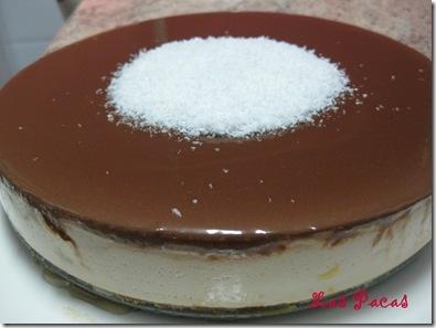 Tarta de Plátano y Chocolate (2)