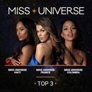 Haiti in the TOP 3 of Miss Universe: Go Vote #Haiti #Missuniverse