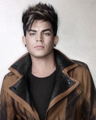 Adam Lambert! I don't care that he's gay! he's still soo SEXY!!