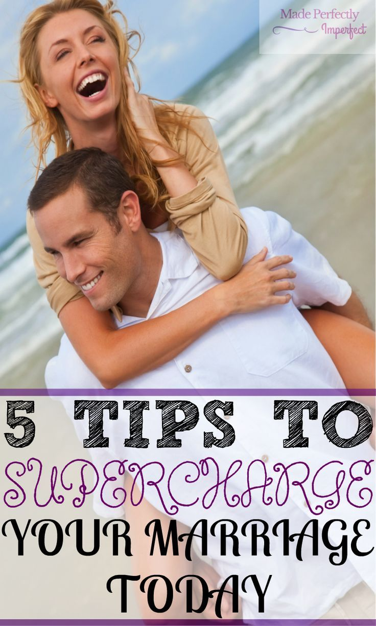 Five Tips to Supercharge Your Marriage Has Your marriage been tossed to the curb? …