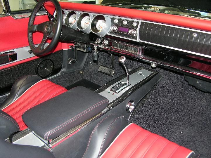 1967 Chip Foose Dodge Charger Overhaulin' Television ...