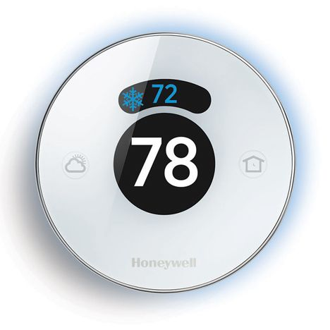 Honeywell connected-home smart thermostat | Internet of Things User