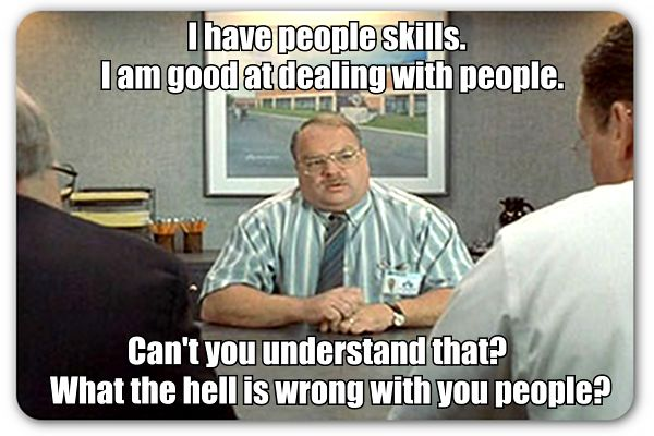 This is definitely one of my favorite scenes in the movie Office Space. I think all of us PR and Corp Comm pros can certainly relate :)