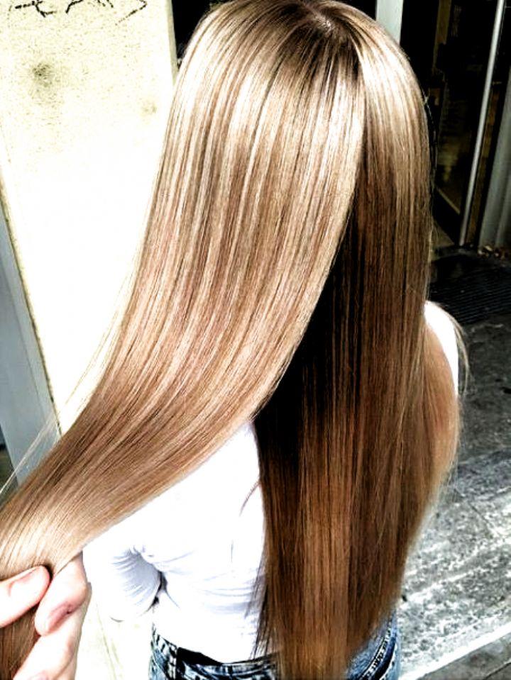 spring hair color trends - light honey blonde #hair color ...