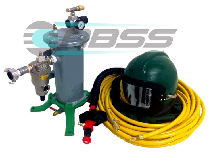 Abrasive Blasting - Nova 2 Kit