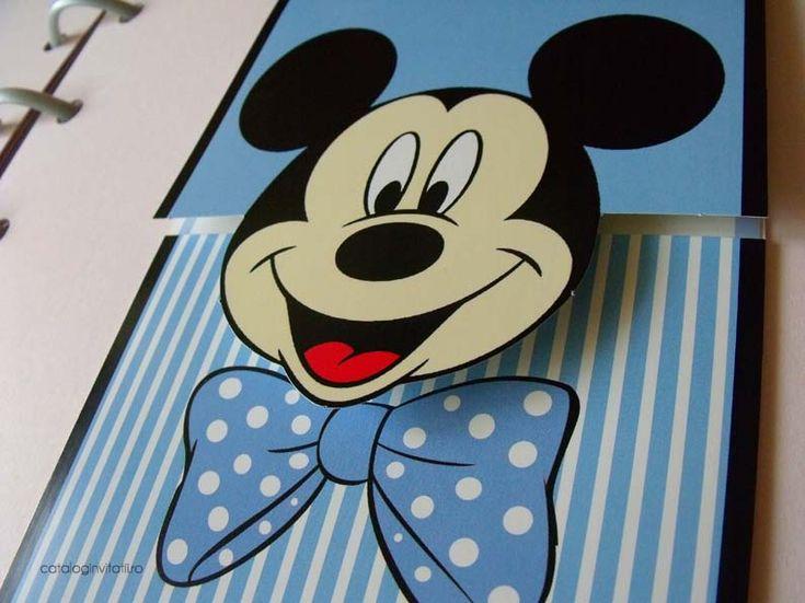 Invitatie Mickey Mouse 101