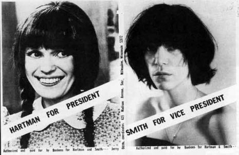 That time Mary Hartman and Patti Smith unwittingly formed a fantasy presidential ticket, 1976   Dangerous Minds