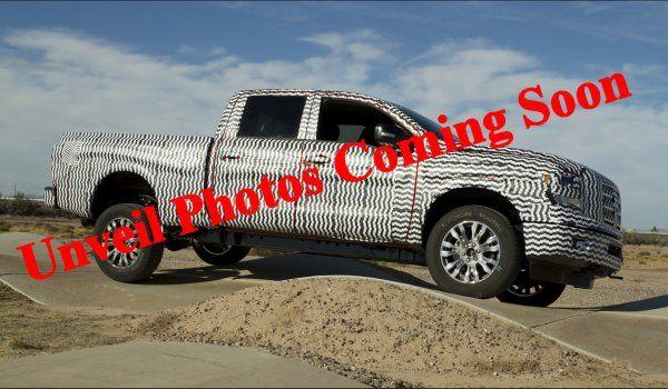 2016 Titan XD Diesel Unveils in Detroit with 555 lb-ft of Power - http://www.carnewscafe.com/2015/01/2016-titan-xd-diesel-unveils-detroit-555-lb-ft-power/