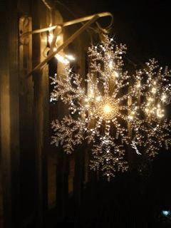 "seasonalwonderment: "" Winter Lights ""                                                                                                                                                                                 Mais"