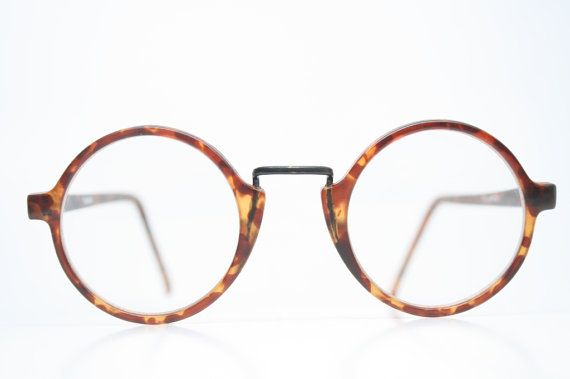 GENERAL     Vintage Tortoise Eyeglass frames. Made in the late 1980s by AJ Morgan. These are stylish, frames. Available in a few other colors, check