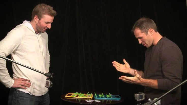 """Thomas Vanek and Mike Weaver go head-to-head in a game of """"Guess Who?"""" in the latest edition of The Duel."""