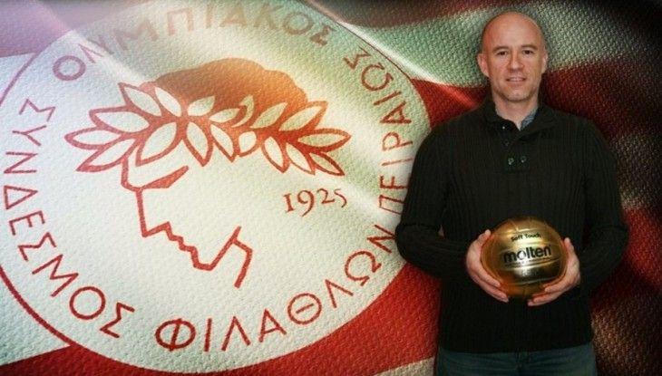 Fernardo Munioz Benitez. Ο νέος  προπονητής του volley στους άνδρες.
