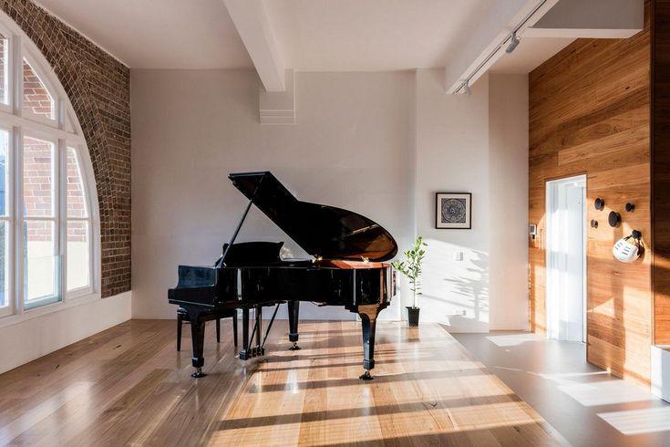 Фото: Роскошные апартаменты с террасой в Сиднее (Фото)