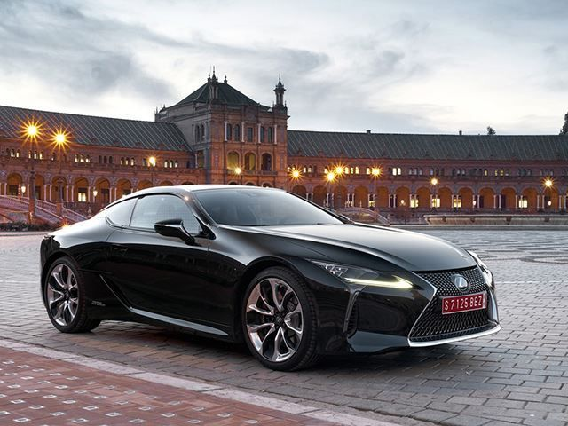 Lexus LC 500 Priced Under $100,000 To Edge Out The S-Class Coupe