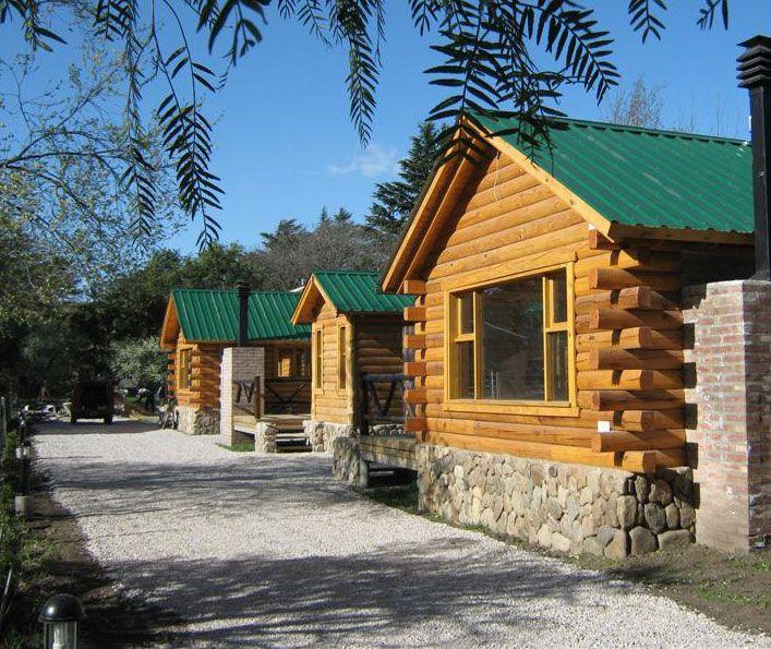 Construcciones de cabañas, hosterias, bungalows, lodge para turismo. Mas informacion en casadetroncos.com