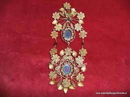 Gioielli sardi - Sardinian jewelry