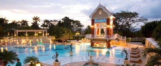 En images: Le Sandals Royal Plantation en Jamaïque, l'hôtel aux 105 piscines