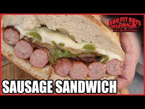 Best 10  Sausage Sandwich Recipes Ideas On Pinterest