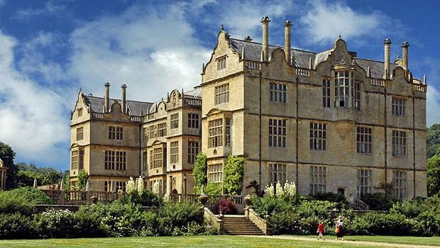 Montacute House.  A location for the 1995 film version of Jane Austen's Sense and Sensibility, Montacute House is a wonderful Elizabethan manor house filled with 17th-century textiles and artwork.