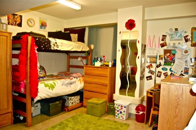 A Room In Morrison Hall At Unc Dorm Life Pinterest