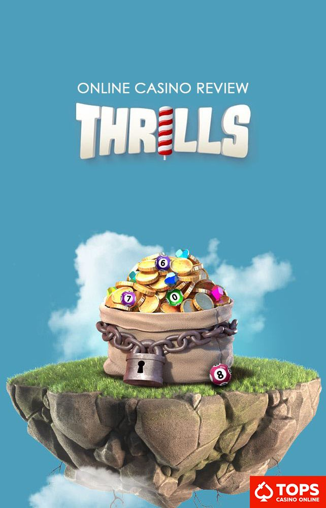 #CasinoReview | Did you know that Thrills Casino has more than 500 games by some of your favourite developers, including Microgaming and NetEnt?